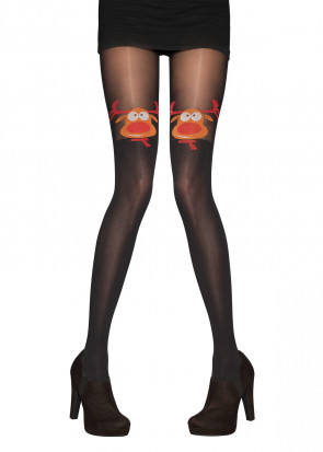 Pretty Polly Pretty Rudolph strumpbyxor One Size