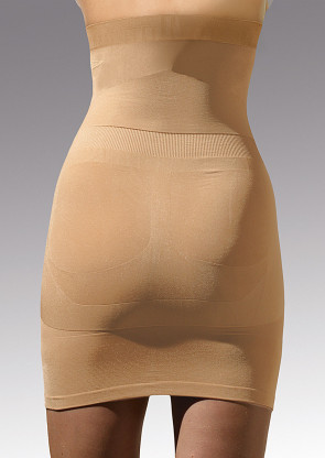 Trinny & Susannah High waist shape/hofteholdere underkjole beige