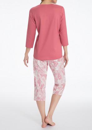Calida Sandrine Pyjamas XS-XL lyserød
