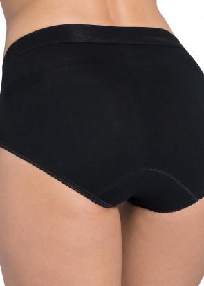 Sloggi Double Comfort maxitrusse 38-50 sort