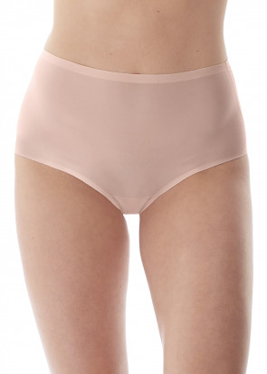 Fantasie Smoothease Invisible brieftrusser med høj talje One Size rosa