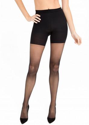 SPANX Luxe Leg Shaping Sheers A-E svart