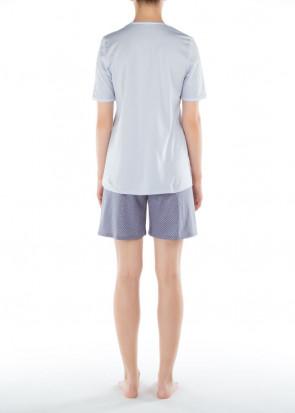 Calida Torino pyjamas XS-L blå