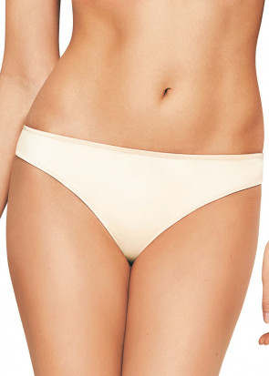 Wonderbra Glamour brazilian brief trusse S-XL ivory