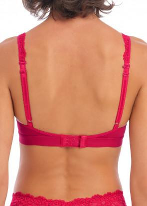 Wacoal Embrace Lace bralette 70-85 röd