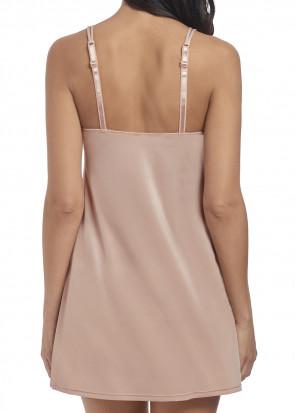 Wacoal Lace Affair chemise S-XL rosa