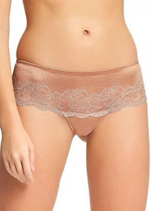 Wacoal Lace Affair tanga trusse S-XL lyserød