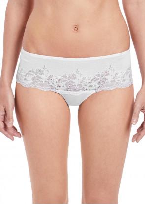 Wacoal Lace Affair Tanga trusser S-XL hvid