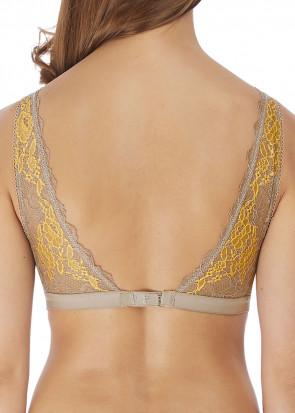 Wacoal Lace Perfection bralette S-XL beige