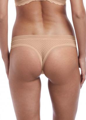Wacoal Aphrodite stringtrusse S-XL beige