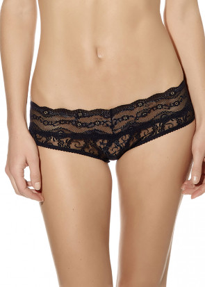 B.Tempt'd Lace Kiss Hipster Brief S-XL sort