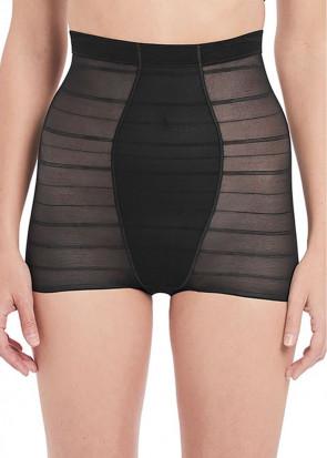 Wacoal Sexy Shaping Trusse med høj talje S-XL sort
