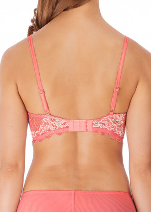 Wacoal Lace Perfection push-up bh A-E kupa rosa