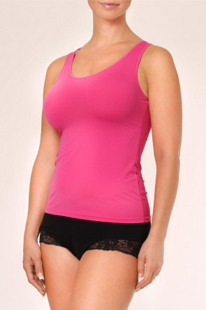 Avet microfiber top S-XL fuschia