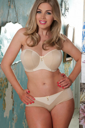 Curvy Kate Luxe hipster trusse S-XL biscotti