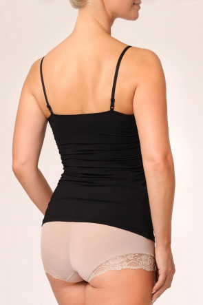 Avet microfiber top blonder S-XL sort