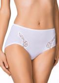 Calida Feminin Sense midi-brief trusse XS-XL hvid