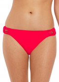 Freya Swim Macrame bikiniunderdel brief XS-XL röd
