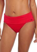 Fantasie Swim Marseille bikiniunderdel med justerbar kant S-XXL rød