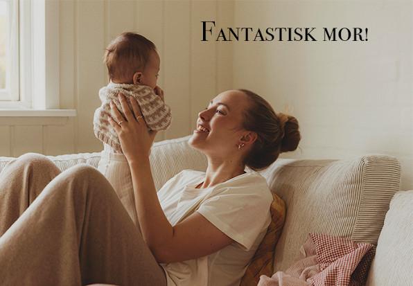 Amme-bh til alle mødre